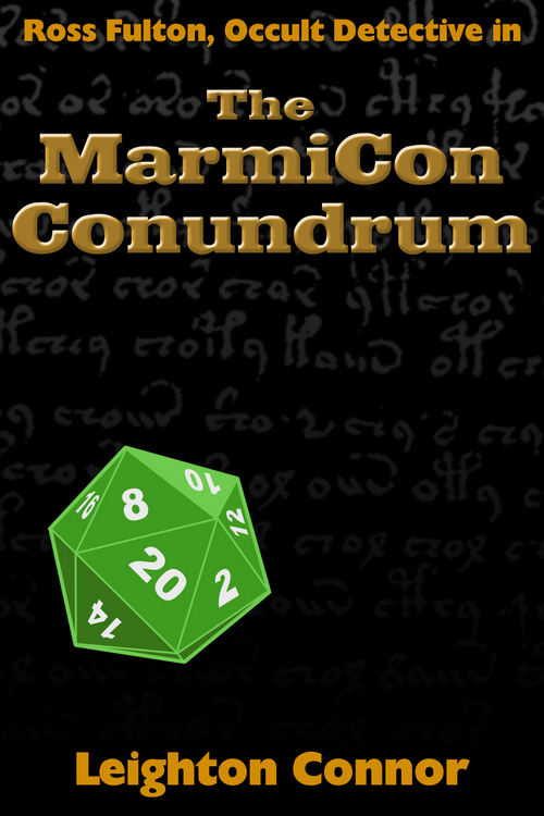 The MarmiCon Conundrum Cover