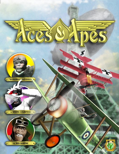 Aces & Apes Cover