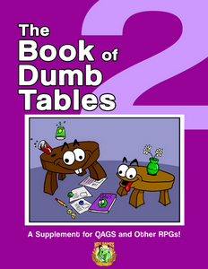 The Book of Dumb Tables 2