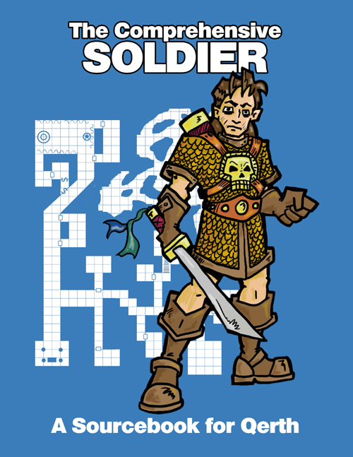 The Comprehensive Soldier Cover