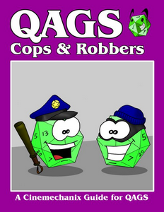 Cops & Robbers Cover
