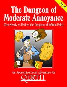 Dungeon of Moderate Annoyance