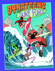 Dynateens Surf Force