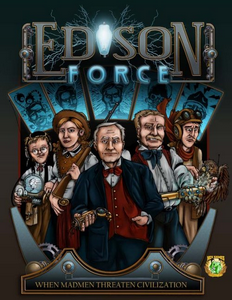 Edison Force Cover