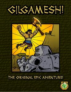 Gilgamesh! Cover