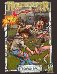 Hobomancer Companion Cover