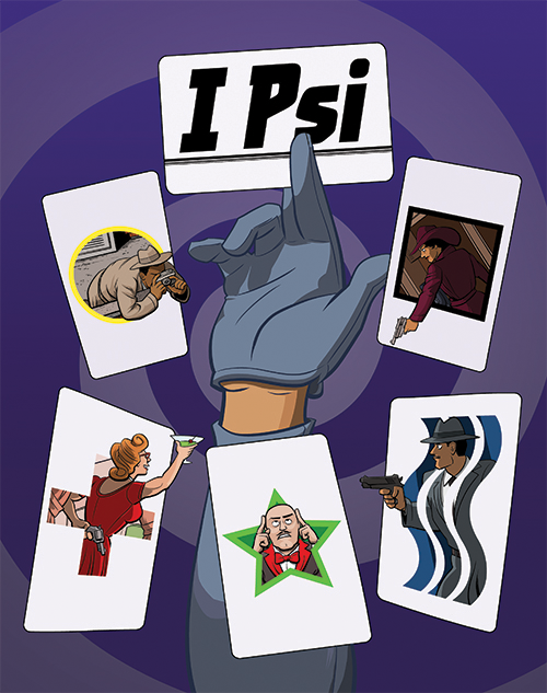 I Psi Cover