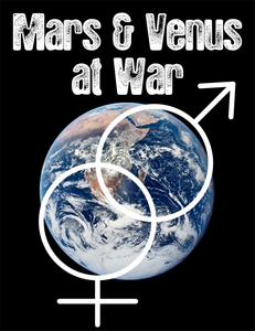 Mars & Venus at War Cover
