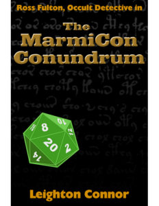 The MarmiCon Conundrum Cover