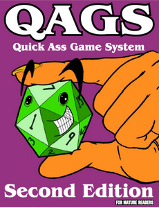 QAGS Second Edition Cover