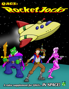 Rocket Jocks Cover