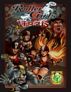 Roller Girls Vs. Cover