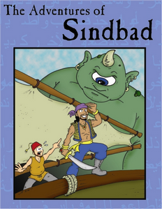 The Adventures of Sindbad Cover