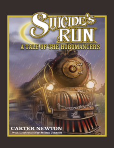Suicide's Run Cover