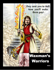 Waxman's Warriors Cover