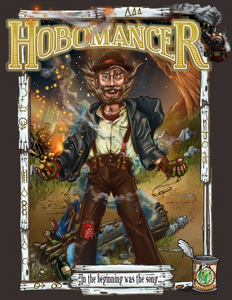 Hobomancer Cover
