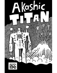 Akashic Titan Cover
